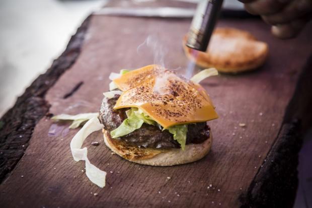 americans best burger rezept mit bild. Black Bedroom Furniture Sets. Home Design Ideas