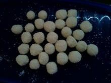 Kokoskugeln - Rezept