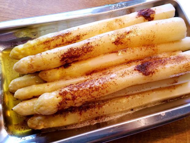Bärlauch-Kartoffelpüree - Rezept - Bild Nr. 5