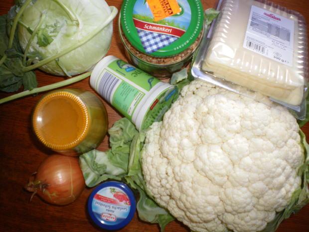 baked cauliflower - Rezept - Bild Nr. 2