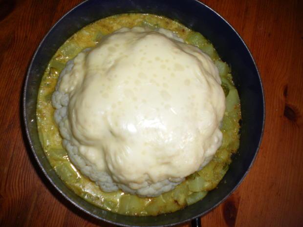 baked cauliflower - Rezept - Bild Nr. 7