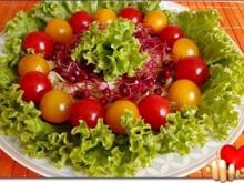 Frühlingssalat - der ultimative Rausch der Farben und des Gaumens - Rezept