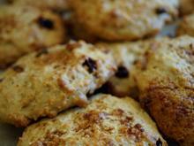 Gesunde zuckerarme Cookies mit Kakao Nibs - Rezept