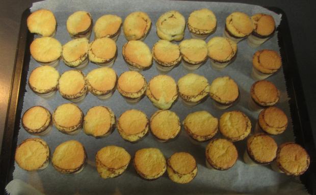 Kuchen Im Waffelbecher Im Krummelmonster Style Rezept Kochbar De
