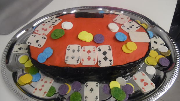 Geburtstagstorte Fur Poker Freak Rezept Kochbar De