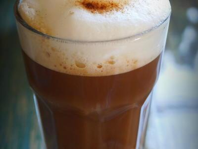 Getränk: Chai-Kaffee-Latte - Rezept