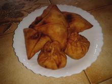 indisch: Samosas - Teigtaschen - Rezept - Bild Nr. 9