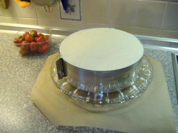 Erdbeer-Schoko-Torte - Rezept - Bild Nr. 4