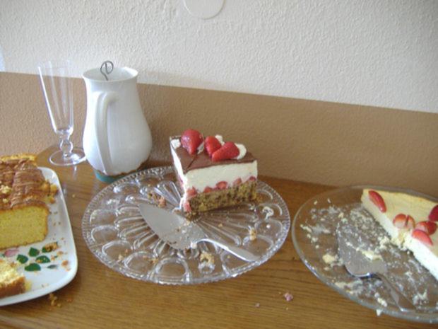Erdbeer-Schoko-Torte - Rezept - Bild Nr. 7