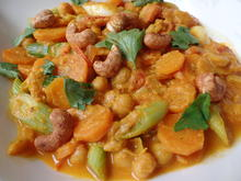 Indisches Kichererbsen-Curry - Rezept