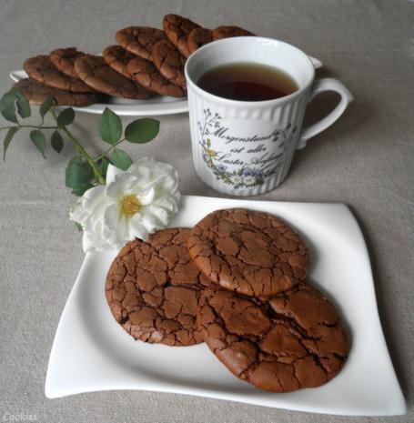 Cookies' (Schokoladen)Cookies - Rezept - Bild Nr. 2