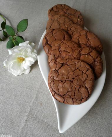 Cookies' (Schokoladen)Cookies - Rezept - Bild Nr. 4