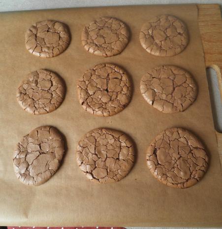Cookies' (Schokoladen)Cookies - Rezept - Bild Nr. 11