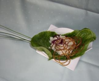 Geräucherte Forellen-Kartoffel-Schiffchen - Rezept