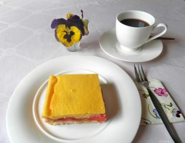 Kleiner Erdbeer - Rhabarber - Kuchen ... - Rezept - Bild Nr. 3