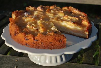 Apfel Limo Kuchen Rezept Mit Bild Kochbar De