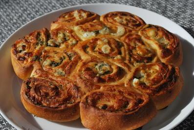 Gekräutertes Pizzabrot - Rezept