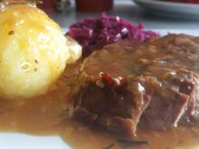 """Fleisch / Rind = Rinderbraten der Sonntagsbraten """"wie zu Omas Zeiten"""" à la Biggi - Rezept - Bild Nr. 21"""