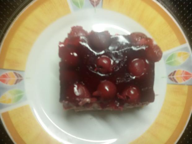 Schoko Pudding Kirschen Kuchen Rezept Kochbar De