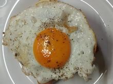Toast mit Spiegelei  - Rezept - Bild Nr. 4