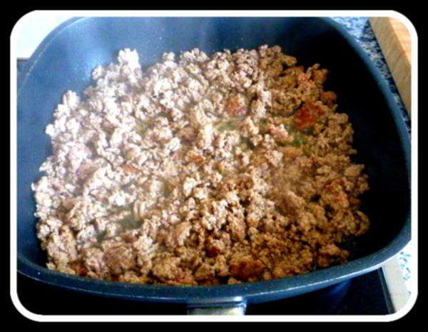 Lasagne mit gebratenen Auberginen - Rezept - Bild Nr. 2