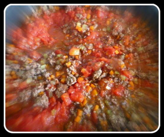 Lasagne mit gebratenen Auberginen - Rezept - Bild Nr. 4