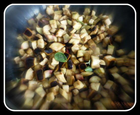 Lasagne mit gebratenen Auberginen - Rezept - Bild Nr. 5