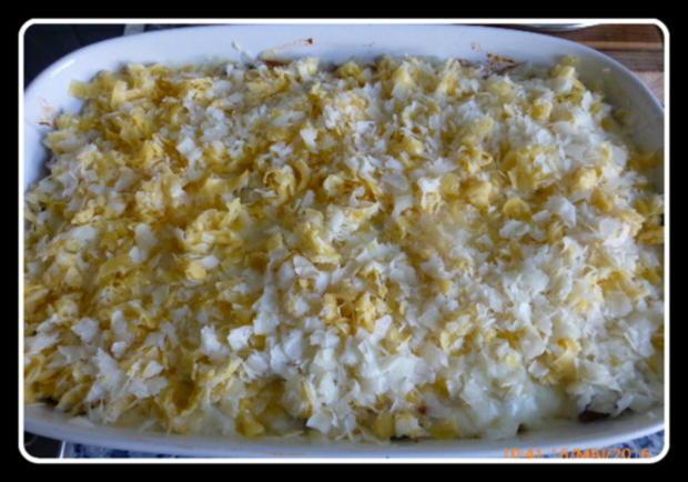 Lasagne mit gebratenen Auberginen - Rezept - Bild Nr. 8
