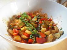 Gnocchisalat - Rezept