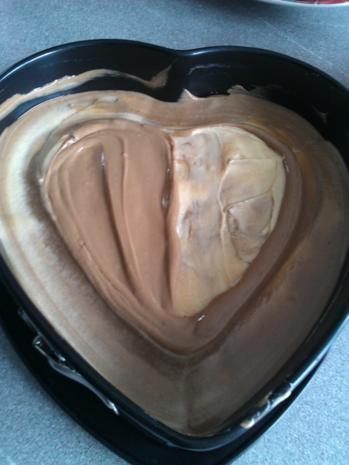 Walnusskuchen Herz - Rezept - Bild Nr. 5