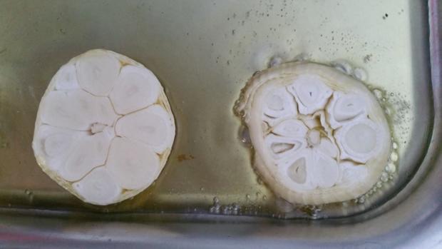 Frikadellen Gurkensalat und die neue Kartoffelernte à la Biggi - Rezept - Bild Nr. 3