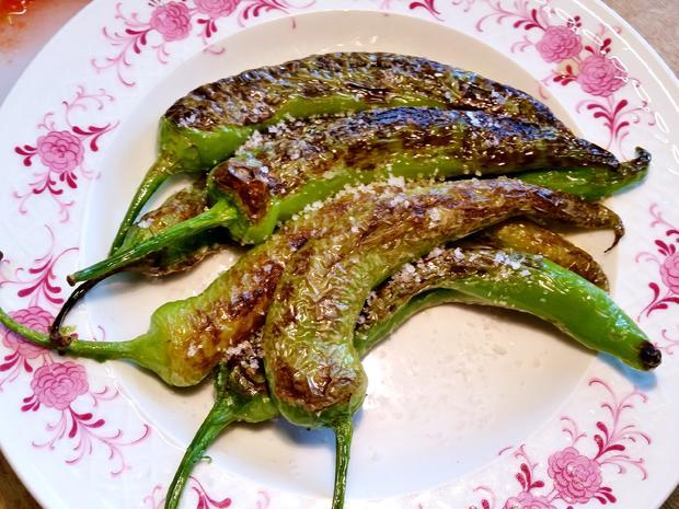 Scharfe Paprika auf türkische Art - Rezept - Bild Nr. 6
