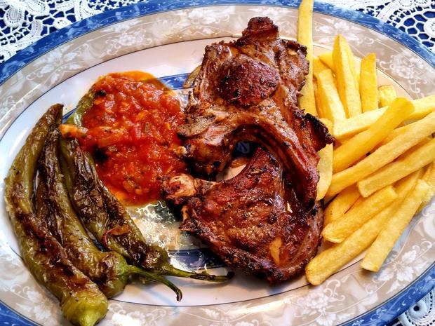 Scharfe Paprika auf türkische Art - Rezept - Bild Nr. 8