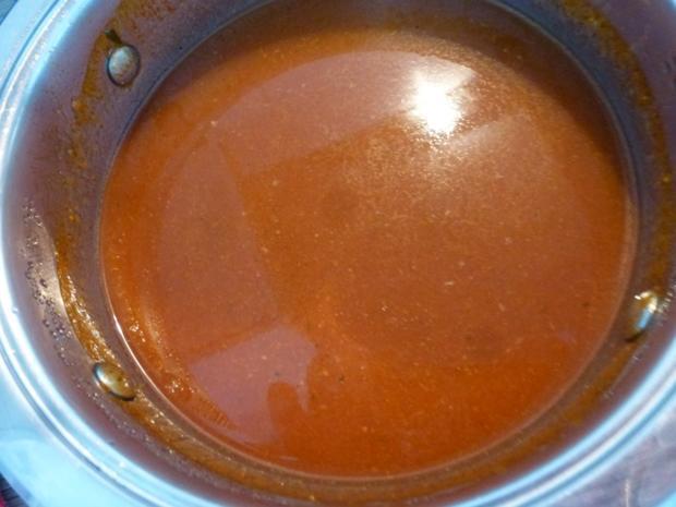 Putenoberkeule mit leckerer Sauce - Rezept - Bild Nr. 2