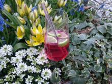 Granatapfel-Martini - Rezept
