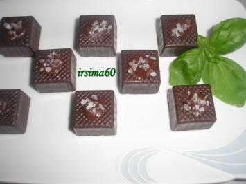 Basilikum-Olivenöl Pralinen - Rezept - Bild Nr. 10