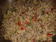 Quinoa-Tabbouleh .. Frisch und lecker mit reichlich Eisen!! - Rezept