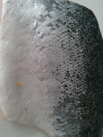 Lachsfilet in Safrancremesosse à la Biggi - Rezept