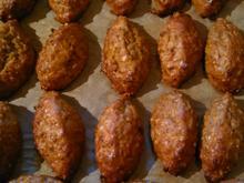 Protein-Chili Kekse - Rezept