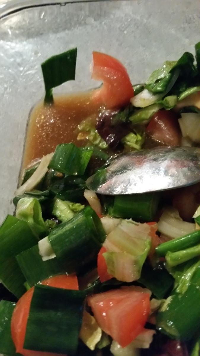 meine salate einfach nur salat basis f r viele variationen rezept. Black Bedroom Furniture Sets. Home Design Ideas