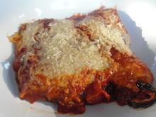 Parmigiana di  Melanzane - Rezept