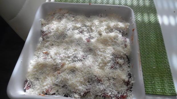 Parmigiana di  Melanzane - Rezept - Bild Nr. 3