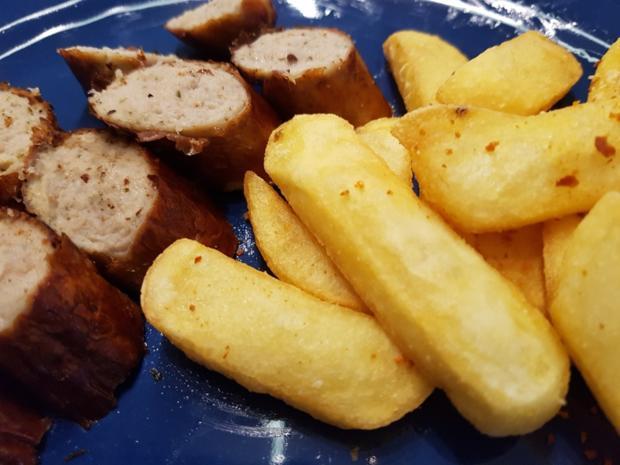 Currywurst mit Pommes à la Biggi - Rezept - Bild Nr. 10