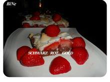 BiNe` S SCHWARZ ROT GOLD - Rezept