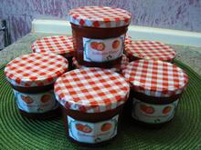 Erdbeer- Mango-Orangen-Konfitüre - Rezept