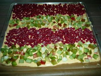Jo - Rha - Kuchen - Rezept