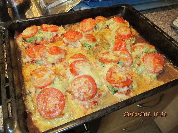 Schnitzelpizza - Rezept - Bild Nr. 3