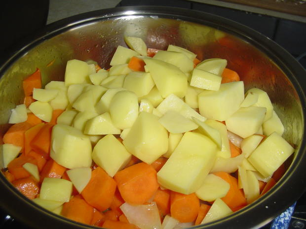 Karotteneintopf aus Resten - Rezept - Bild Nr. 4