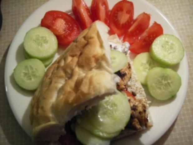 Hühnchen Kebap ganz einfach selbst gemacht - Rezept
