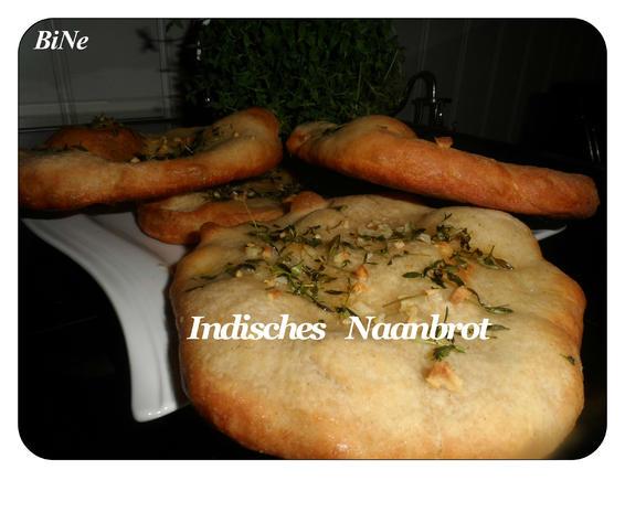 BiNe` S INDISCHES NAANBROT - Rezept - Bild Nr. 44
